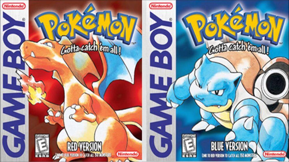 Pokémon Rosso e Blu per Game Boy