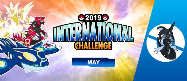 International Challenge maggio 2019