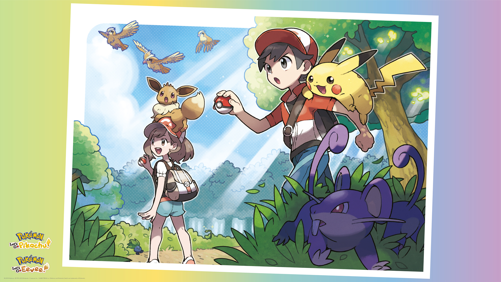 sconto di 20€ su Pokémon Let's Go