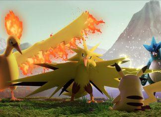 GCC Pokémon: triade di Alleati