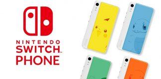 Nintendo Switch Phone