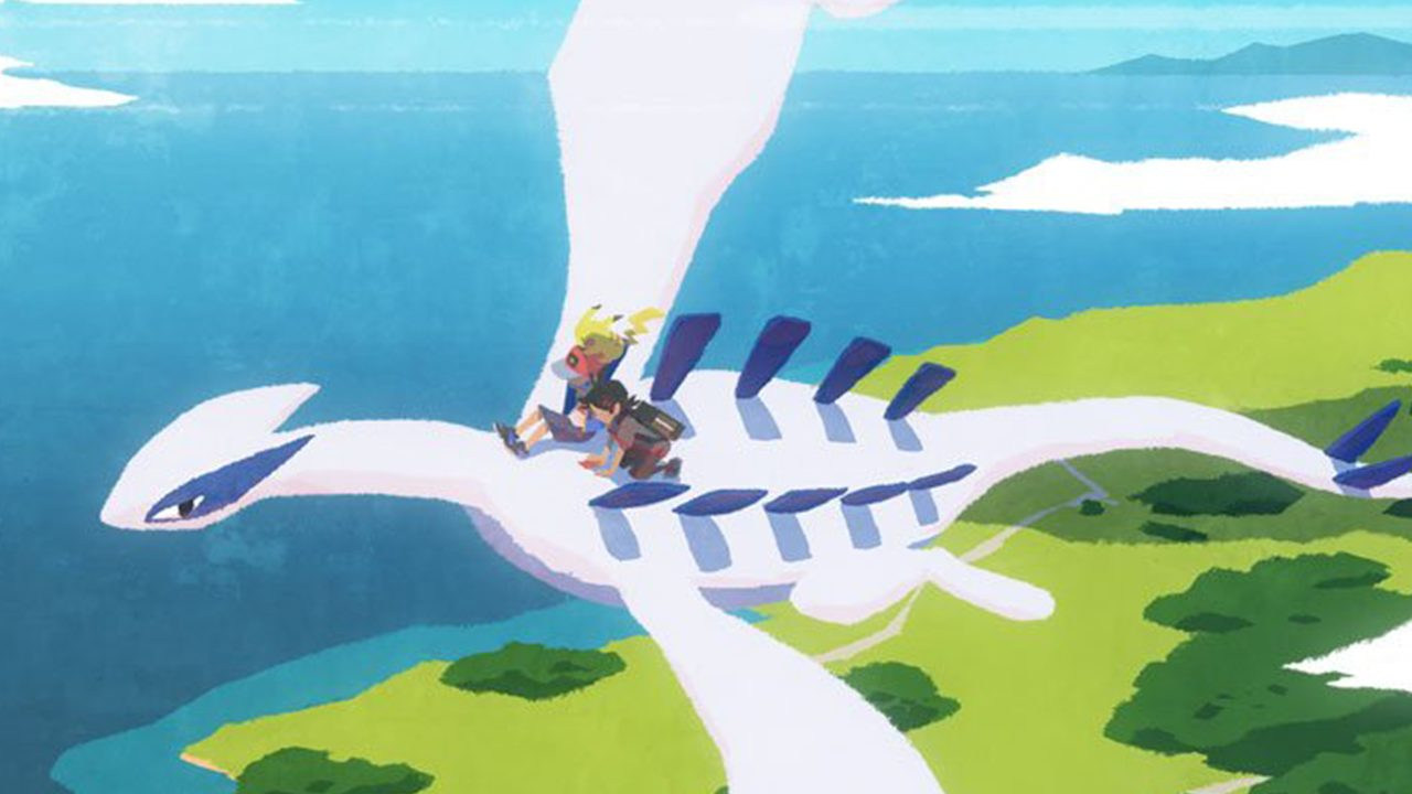 Immagine promozionale anime Pokémon