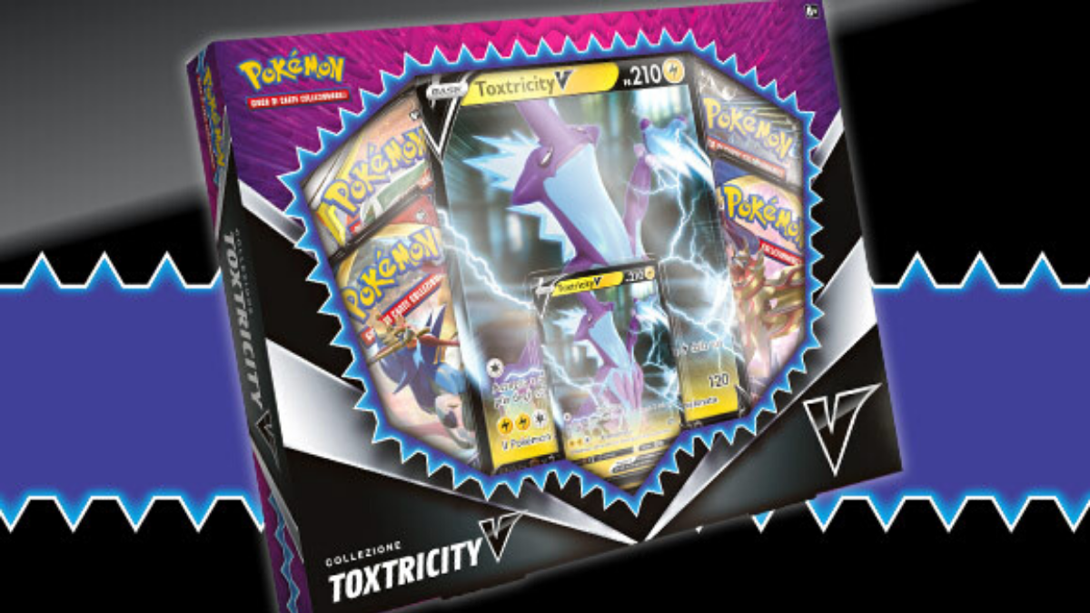 GCC Pokémon Toxtricity-V Collezione