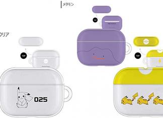 Caricatori AirPods Pokémon