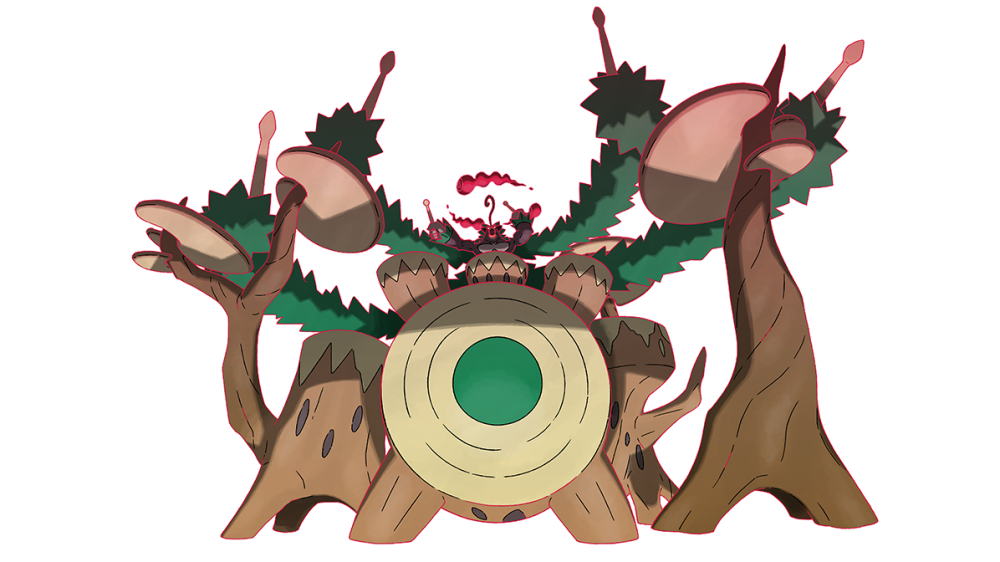 Rillaboom Gigamax