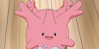 Spinacorsola Pokémon Mistery Dungeon
