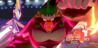 Forme Gigamax Pokémon iniziali