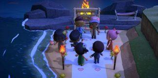 Matrimonio Animal Crossing: New Horizons