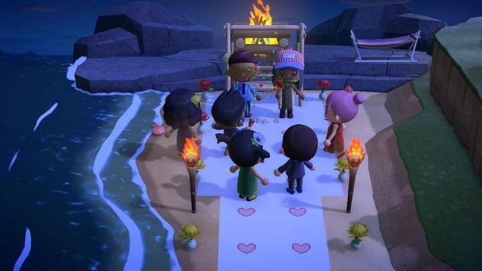 """matrimonio Animal crossing - Un """"matrimonio che s'ha da fare"""" su Animal Crossing: New Horizons"""