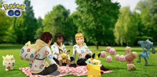 Pokémon GO: evento di primavera