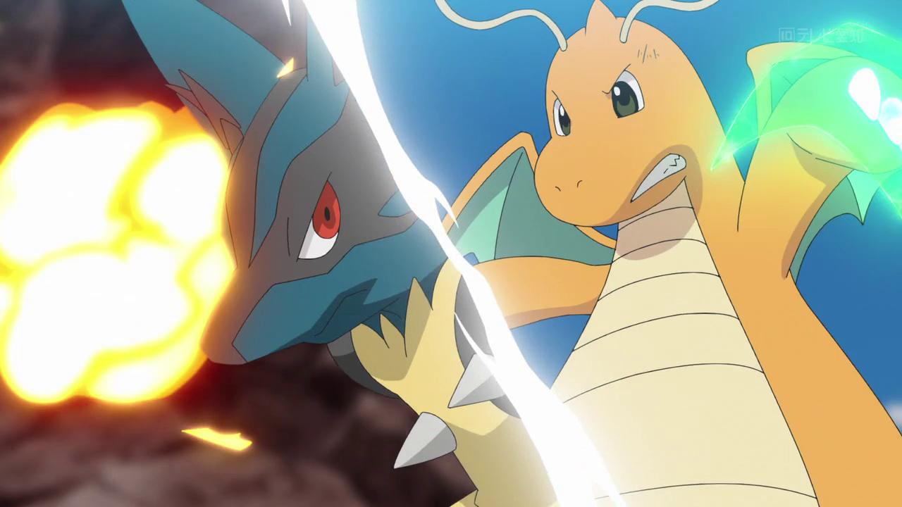 Riassunto dellepisodio XY007 di Pokémon XY! - Pokémon