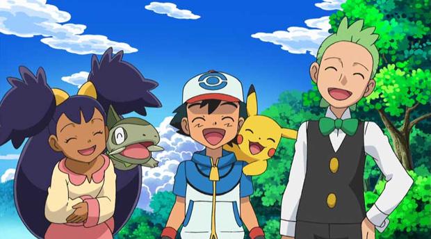 Pokémon Nero e Bianco: Avventure a Unima e altrove!
