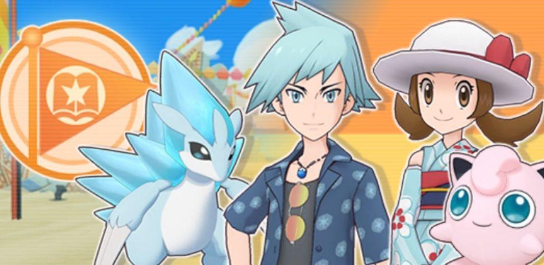 Pokémon Masters: ha inizio l'evento