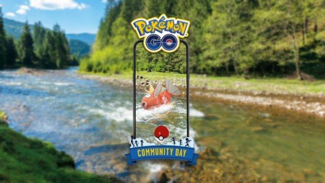 Pokémon GO: confermato il Community Day di Magikarp!