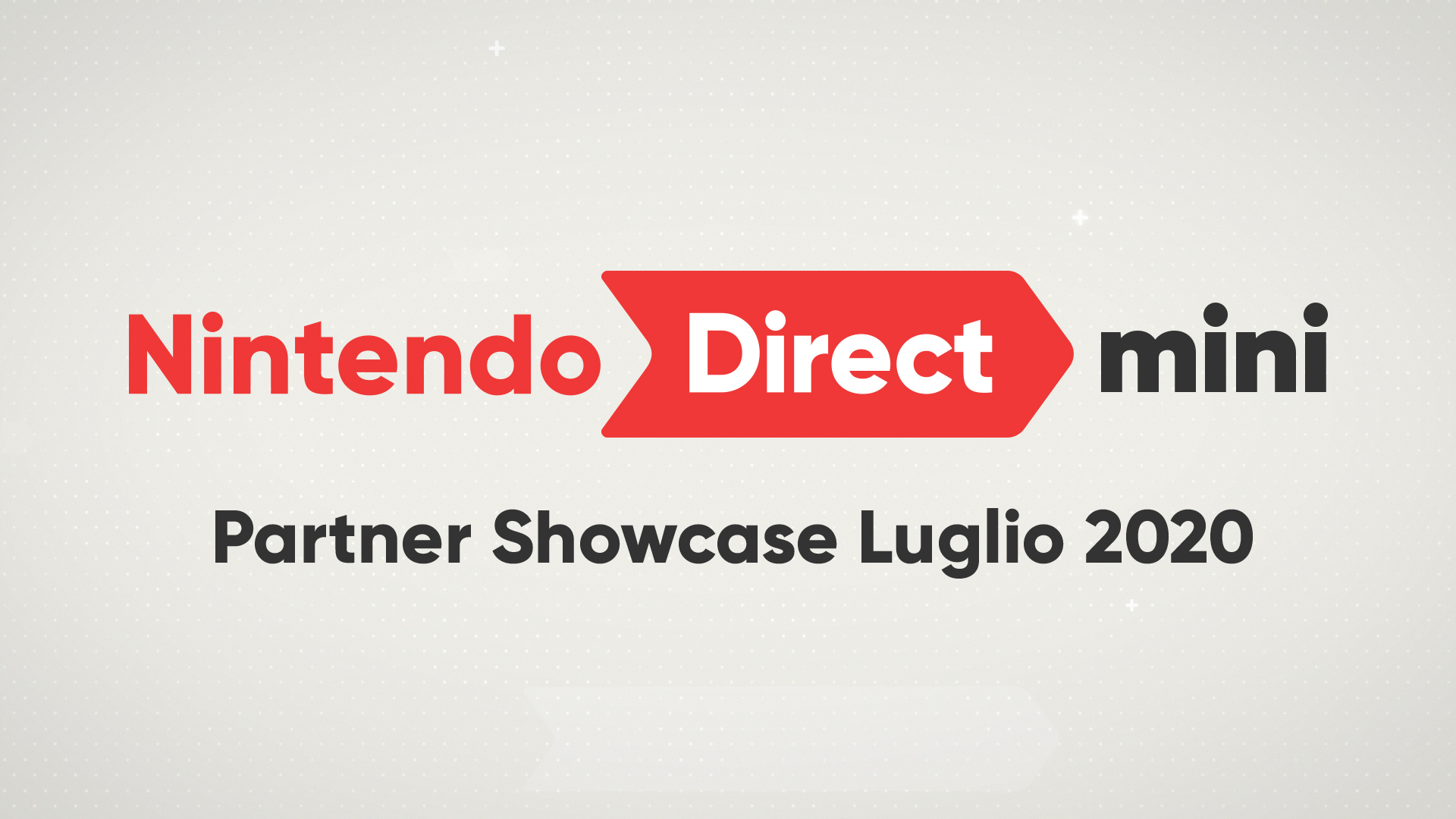 Annunciato un Nintendo Direct Mini: Partner Showcase