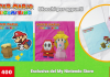 Ora disponibile i blocchi note di Paper Mario: The Origami King sul My Nintendo Store!