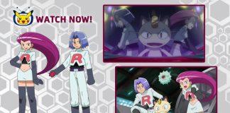 TV Pokémon si prepara a passare dei guai con degli episodi dedicati al Team Rocket!