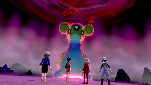 Pokémon Spada e Scudo: ha inizio un nuovo evento Raid Dynamax!