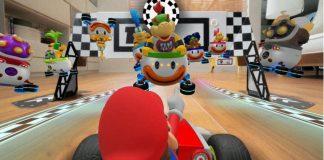 Ecco nuove immagini dal gioco Mario Kart Live: Home Circuit!