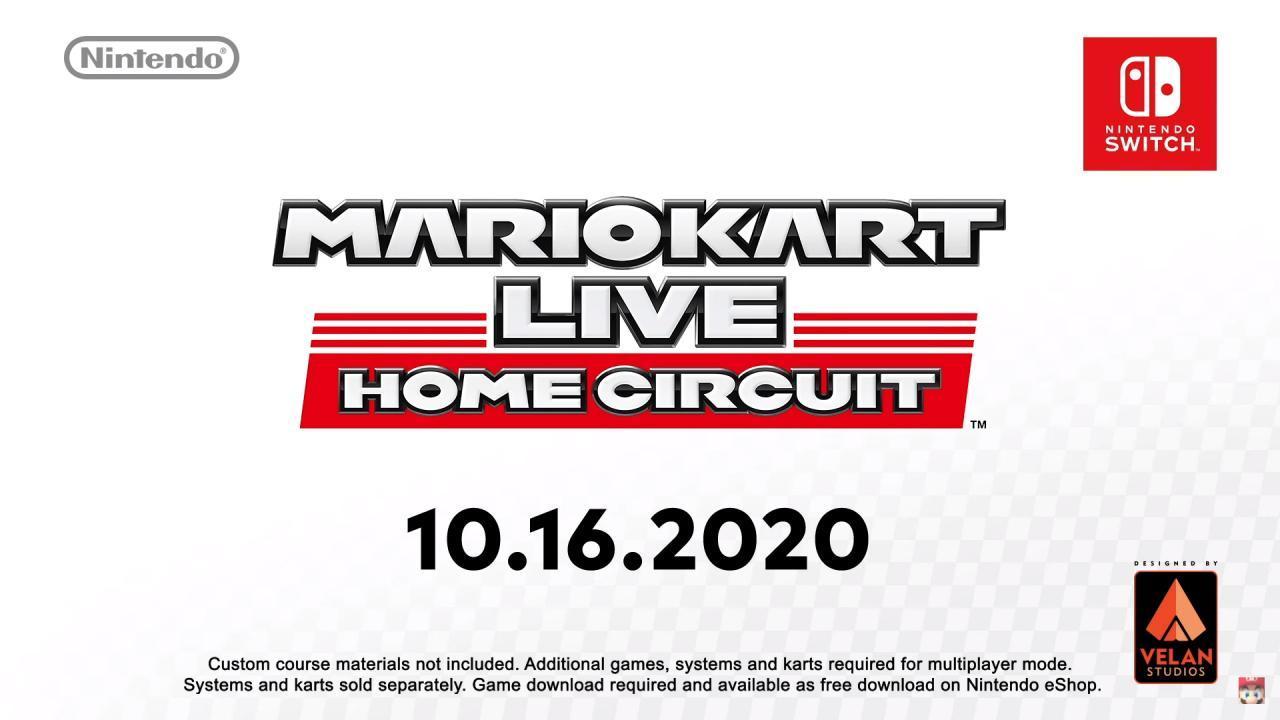 Mario Kart Live: Home Circuit, un nuovo titolo in realtà aumentata, è in  arrivo su Nintendo Switch! - Pokémon Next