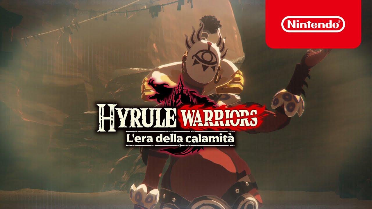 Hyrule Warriors: L'era della calamità