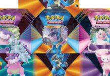 """Annunciati i nuovi Tin """"V-Forces"""" del GCC Pokémon!"""