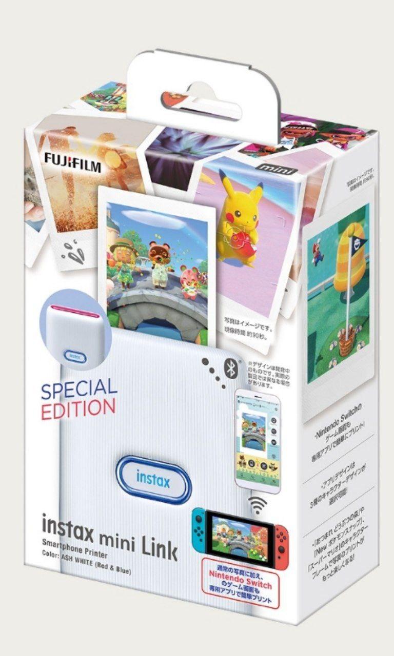 In arrivo una stampante Instax Mini Link compatibile con Nintendo Switch! -  Pokémon Next