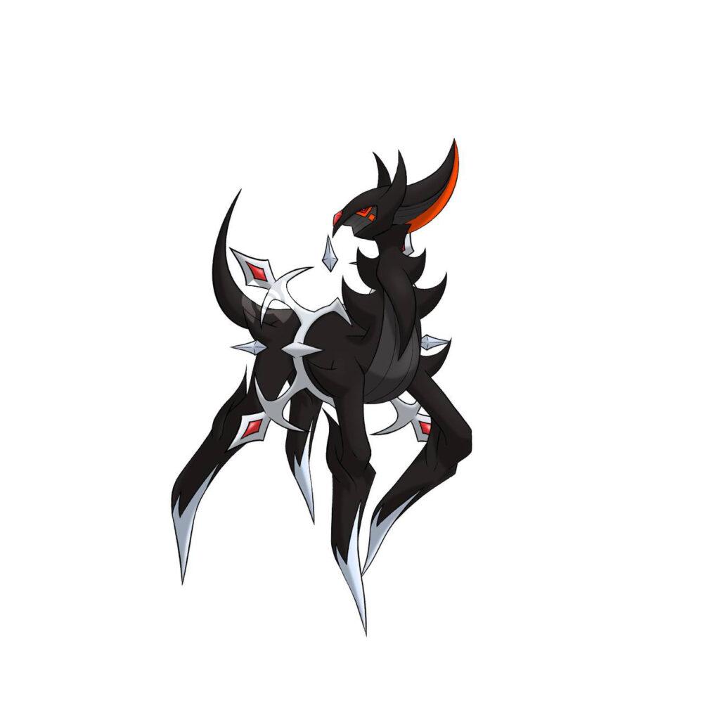 Arceus Oscuro