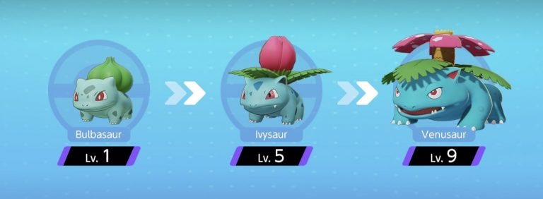 Pokémon UNITE Venusaur